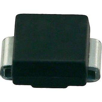 TVS diode STMicroelectronics SMP100MC-400 DO 214AA