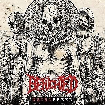 Triste - importación de Estados Unidos Necrobreed [CD]
