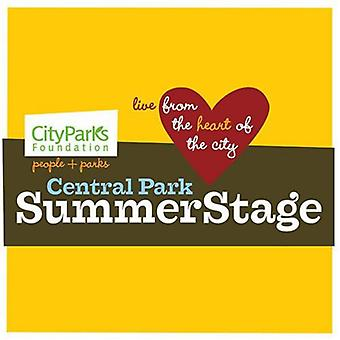 Central Park Summerstage - Live From the Heart af byen [CD] USA importen