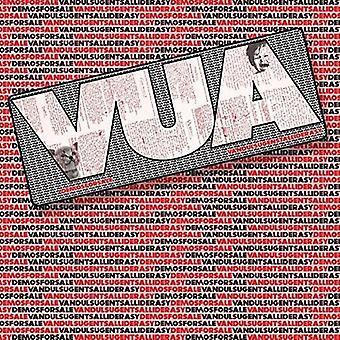 Chuck Mosley & Vua - demoer til salg [CD] USA importerer