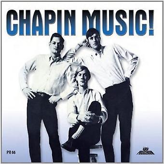Chapin/Steve/Tom - Chapin musik (første optagelser-1966) [CD] USA importerer