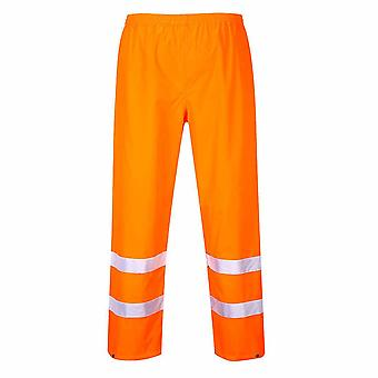 Portwest - Hi-Vis Safety Workwear Traffic Overalls/ Coveralls