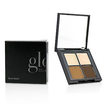 Glo Skin Beauty Brow Quad - # Brown - 4.15g/0.14oz