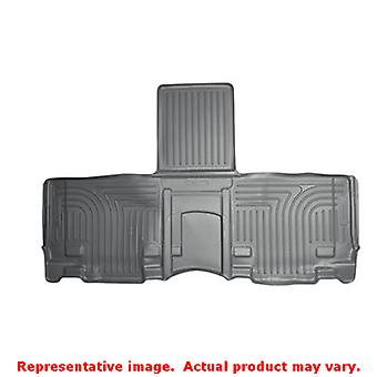 Husky Liners 19842 Grey WeatherBeater 2nd Seat Floor Li FITS:TOYOTA 2011 - 2014
