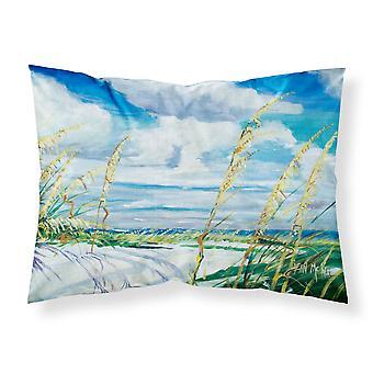 Carolines Treasures  JMK1123PILLOWCASE Sea Oats Fabric Standard Pillowcase