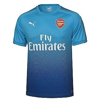 2017-2018 Arsenal Puma Away Football Shirt