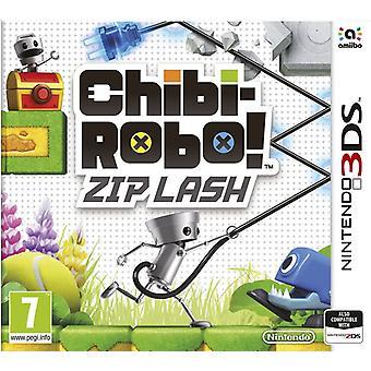 Chibi-Robo Zip Lash Nintendo 3DS spel