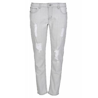 B.C.. best connections by heine boyfriend jeans trousers ladies KurzgrößeGrau