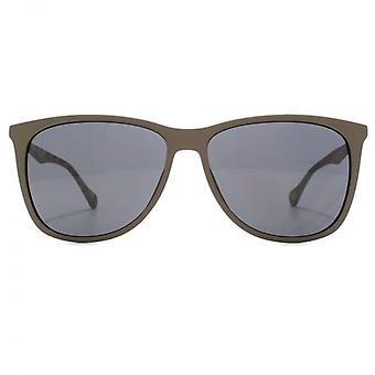 Hugo Boss Square Sonnenbrille In braun-Havanna