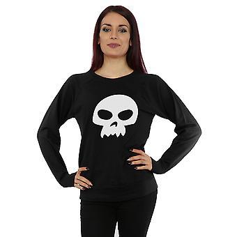 Disney Women's Toy Story Sid's Skull Sweatshirt