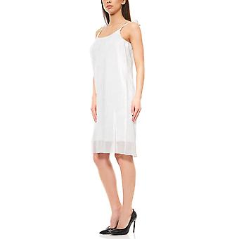 knee-length party dress dress silver Aniston