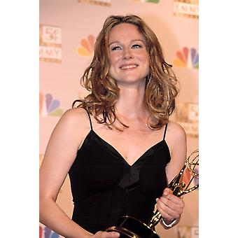 Laura Linney At The Emmy Awards 9222002 La Ca By Robert Hepler Celebrity
