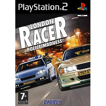 London Racer Police Madness (PS2)