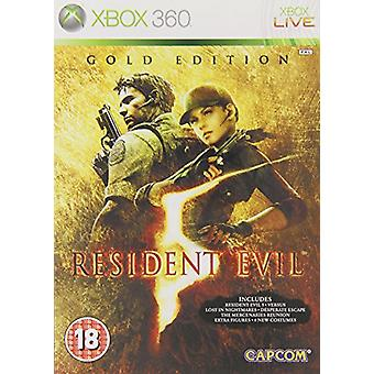Resident Evil - Gold Edition (Xbox 360)