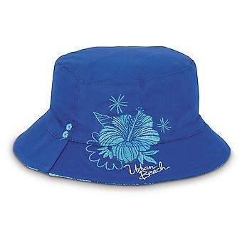 Ragazze Hibiscus Reversible Beanie cappello - spiaggia urbana