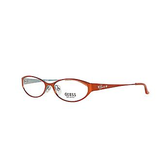 Guess glasses ladies Orange