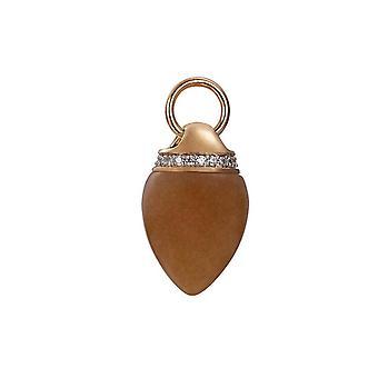 Joop women's pendant charm silver Rosé KATY JPCH90006D000