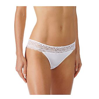 Mey Women 79802 Women's Allegra Solid Colour Lace Knickers Panty Full Brief