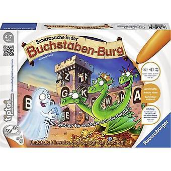 Ravensburger tiptoi Schatzsuche Buchstabenburg 007370