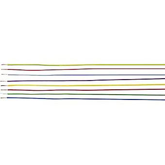 Helukabel 29166 Strand H07V-K 1 x 4 mm² White Sold by the metre