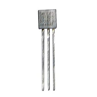 B+B Thermo-Technik CON-DS1820-BT Temperature sensor -55 up to +125 °C TO-92 Radial lead