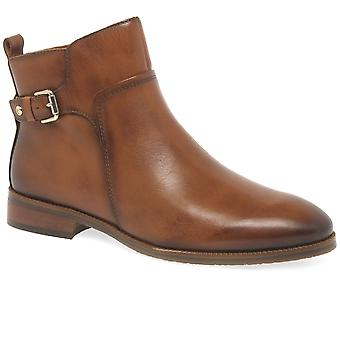 Pikolinos Royal Womens Buckle Fastening Ankle Boots