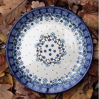 Plaat, Ø 20 cm, Fleur delicaat, BSN J-1720