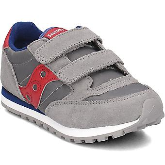 Saucony Jazz doble SK259626 zapatos de los cabritos