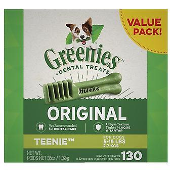 Greenies Teenies Bulk Treat Pack 1kg