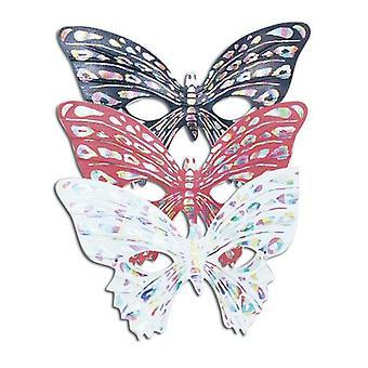 Butterfly Eye Mask. Asstd.