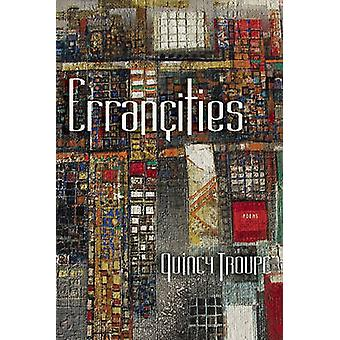 Errancities by Quincy Troupe - 9781566892766 Book