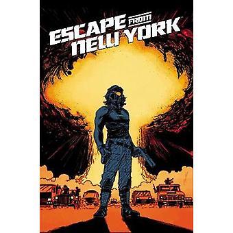 Flykten från New York - volym 4 av Christopher Sebela - Maxim Simic-