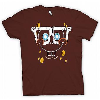 Kids T-shirt - Sponge Bob Square Pants Cool Face