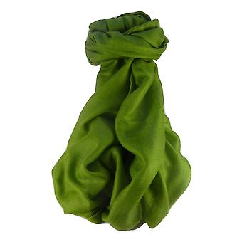 Pashtoosh lyx Kashmir sjal Jade av Pashmina & Silk