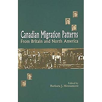 Canadian Migration Patterns from Britain and North America