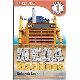 Méga Machines (lecteurs DK: niveau 1)