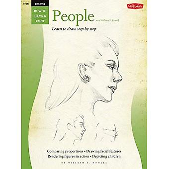 Drawing People (How to Draw & Paint) (How to Draw & Paint)