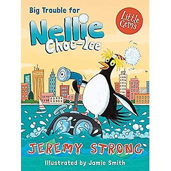 Grande difficulté pour Nellie Choc-Ice