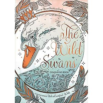 The Wild Swans Colouring Book (Colouring Books)