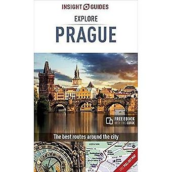 Insight Guides Explore Prague - Insight Explore Guides