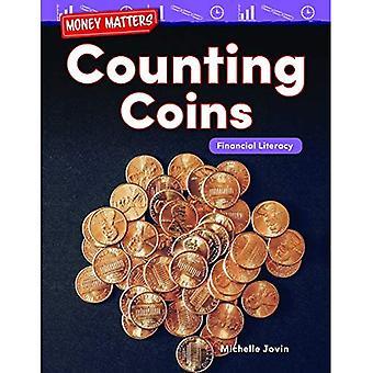 Money Matters: Tellen munten: financiële basiskennis (Grade 1) (wiskunde lezers)