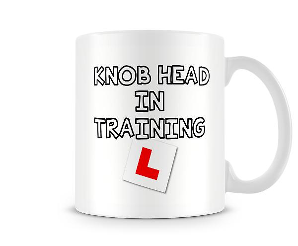 Kn** Head In Training Mug