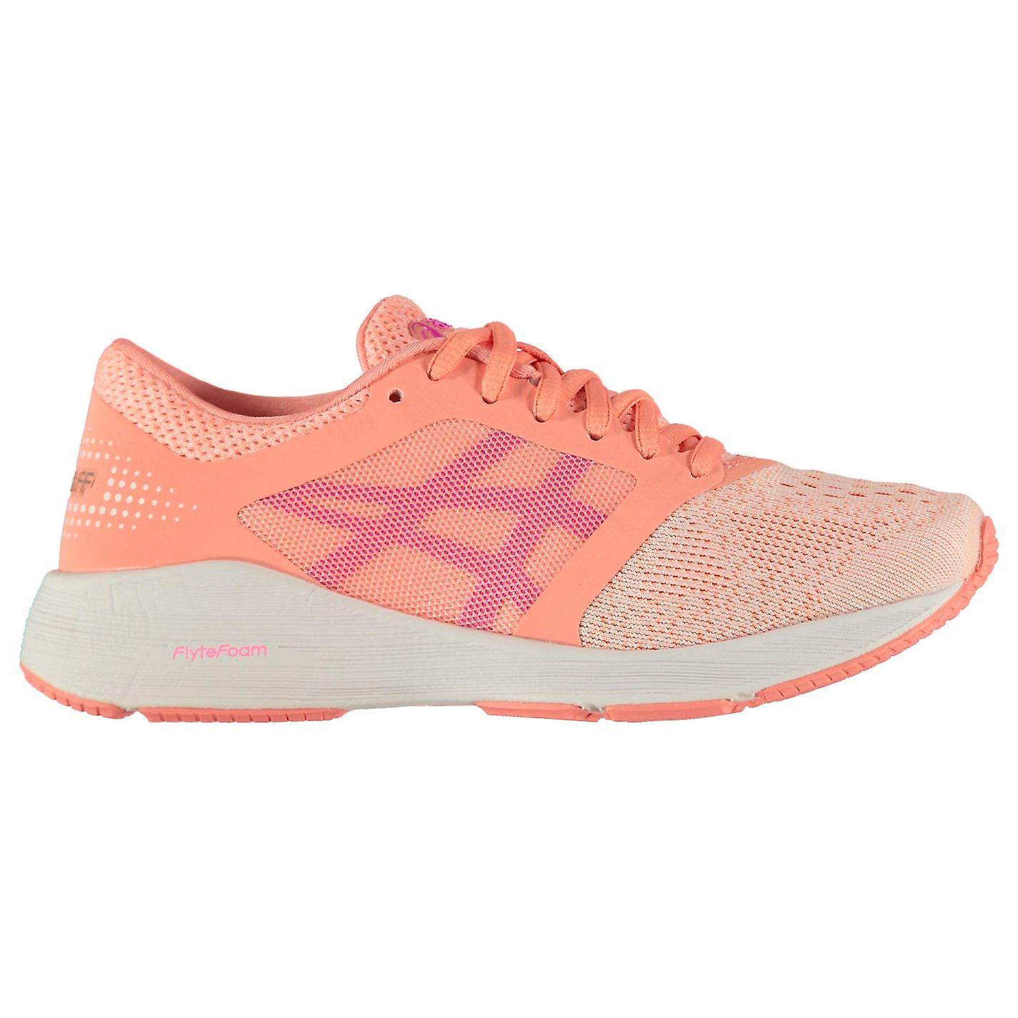 Asics femmes Roadhawk FF Ladies Running chaussures Training Sports Trainers baskets