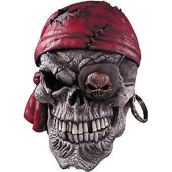 Skallen pirat maske For Halloween