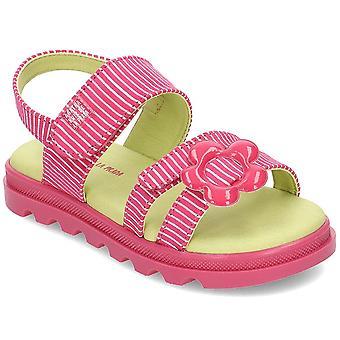 Agatha Ruiz De La Prada 192946 192946AFUCSIAYRAYAS2528 zapatos de los niños