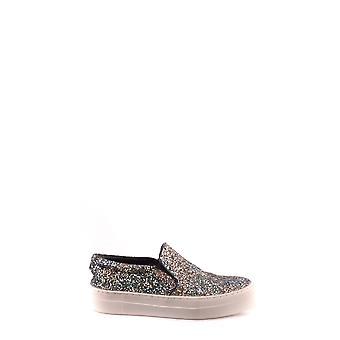 Steve Madden Multicolor Glitter Slip On Sneakers
