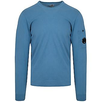 C.P. Company C.P. Company Sky Blue Lens Knitwear
