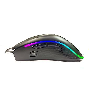 Sumvision Pantheon GT300 PC USB Schwarz LED 9d Gaming Mouse 4000dpi
