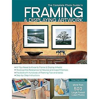 Complete Photo Guide to Framing and Displaying Artwork by Vivian Kist