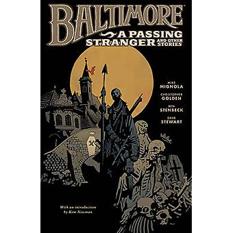 Baltimore Volume 3 - A Passing Stranger and Other Stories by Ben Stenb